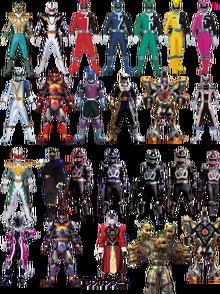 Category:Power Rangers Legacy Wars 3 | Fan Fiction | FANDOM powered
