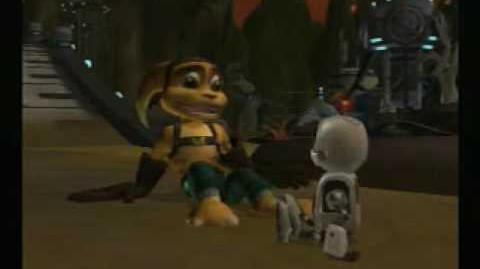 Ratchet and Clank Past 037 Drek Defeated