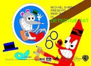 Detective Rat Poster