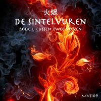 Cover SV, Tussen twee vuren, boek 1