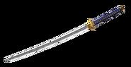 Adorabeezle's Samurai Sword