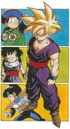 Gohan for Dragon Ball Z