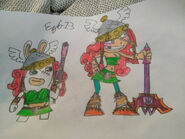 Mario rabbids barbara and rabbid barbara by ezio1 3 dbwoydo-pre