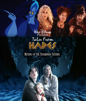 Disney Tale From Hades - Return of the Sanderson Sisters