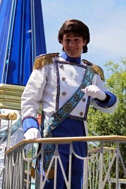 Prince Eric WDW