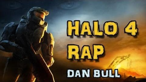 HALO 4 EPIC RAP Dan Bull