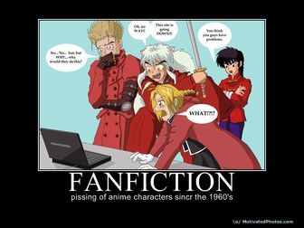FF; Pissing off anime characters since the 1960s