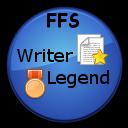 WriterLegendAward