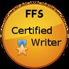 CertifiedWriterAward