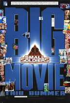 Small Soldiers (1998) (Simon Brunker Style) Teaser Poster