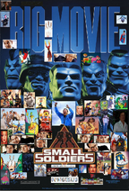 Small Soldiers (1998) (Simon Brunker Style) Poster V2