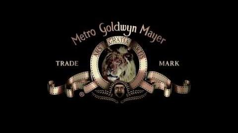 Metro Goldwyn Mayer - Intro Logo New Version (2012) HD