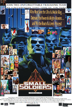 Small Soldiers (1998) (Simon Brunker Style) YT And Vimeo Poster V2