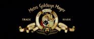 2013 Metro-Goldwyn-Mayer closing logo