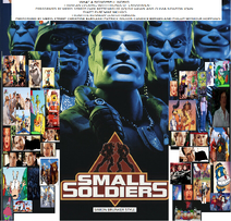 Small Soldiers (Simon Brunker Style) Soundtrack Sampler