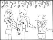 Hand egypt