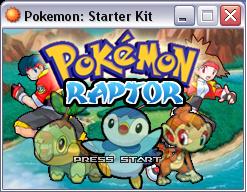 Pokemonraptor