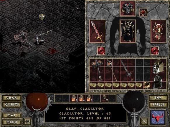 Gladiatorfight