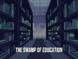 The Swamp of Education