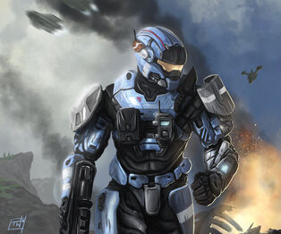 Halo reach carter by thompson46-d3199l4
