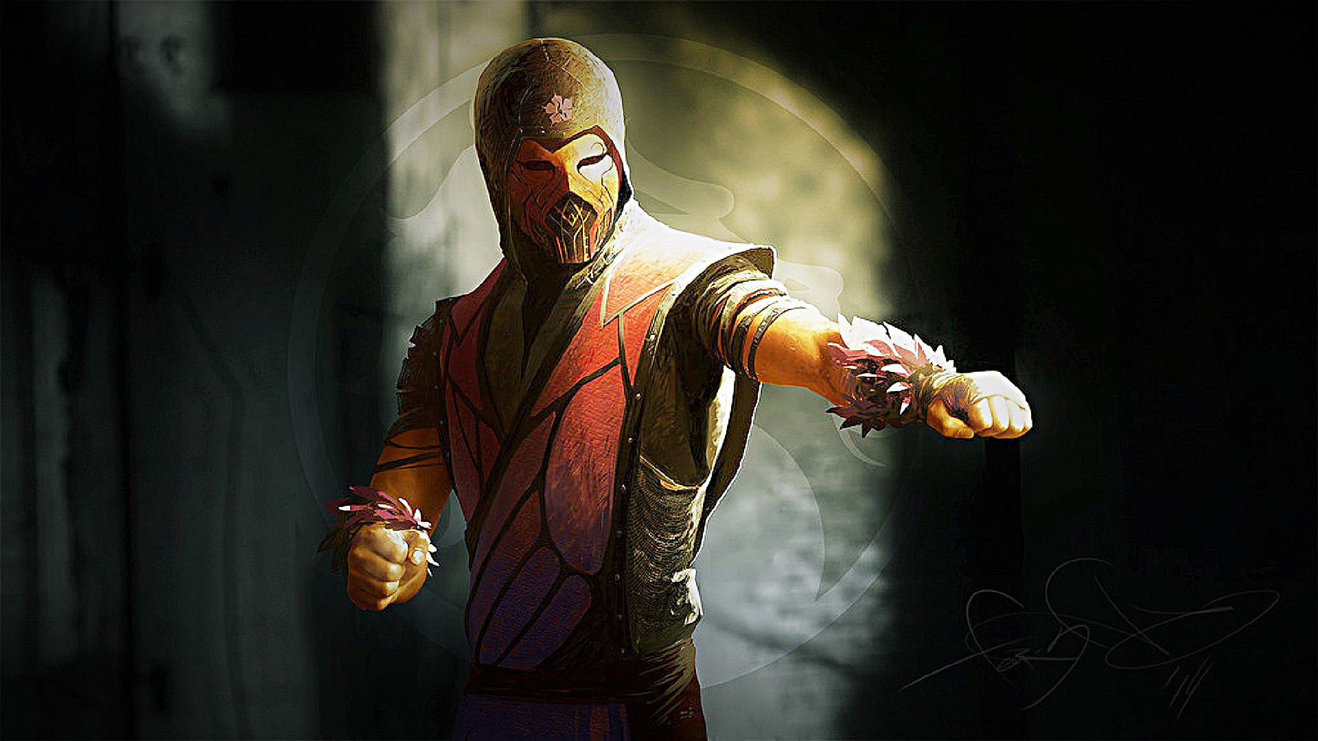 Phlox (Mortal Kombat)   Fan GMA Created Characters Wiki   FANDOM
