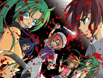 Amnesia The Dark Descent Higurashi No Naku Koro Ni Edition Fan