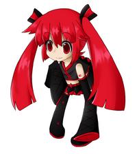 Chibi Aieki Iku KEI style