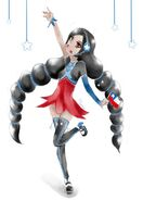 Chilean Vocaloid Maya Taiquen Blackcherry20