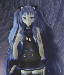 Dark light SeeU model