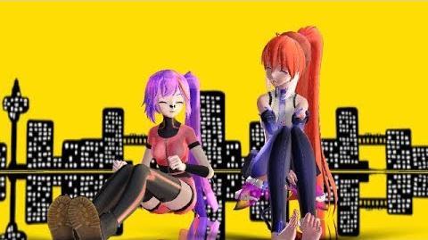 Yakio Soundo and Juon Ika (Nakashimi Suki)