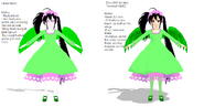 Kiyastudios MMD Petal Comparison