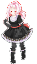 Vocaloid oc yoko kaai v4 concept by d aika dbck6gx-fullview