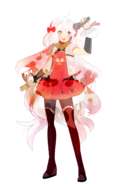 Relle RED Fullbody