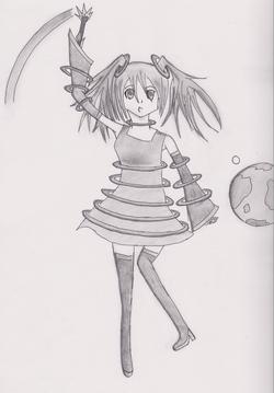 Giratina46 Echo black white