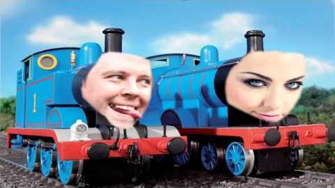 Evanescence- Bring Me To Life x Thomas The Tank Engine Remix