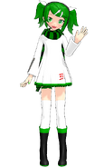 Rika-chan14 Midori by cookienommer