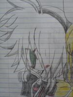 Vocaloid02fan Lexn Negamine-face