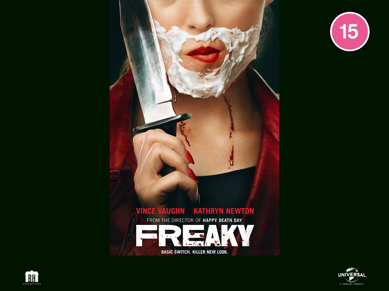 Freaky (2020)   Fanmade Films 4 Wiki   Fandom