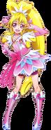 Doki Doki! Pretty Cure Cure Heart pose5