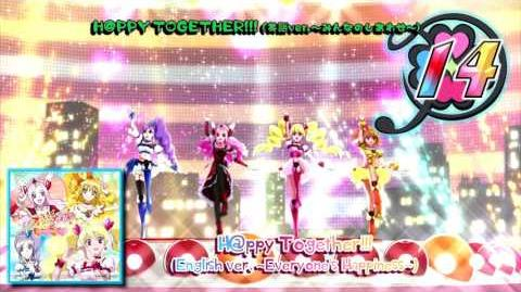 Fresh Pretty Cure! Vocal BEST!! Track14