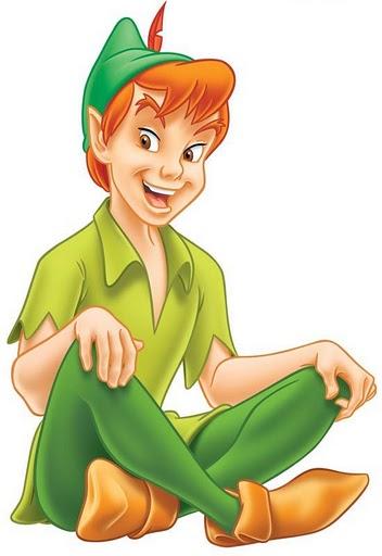 Afbeeldingsresultaat voor Peter Pan