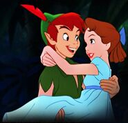 Peter holds wendy collage by lisardo-d3111c5
