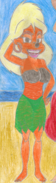 Lisa hula