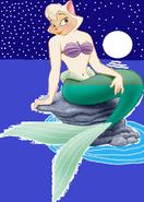 Sawyer as Ariel