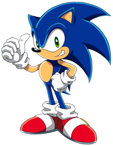 File:Sonic X Sonic Render.png