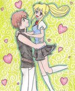 Kilala and Rei by Alexia33024