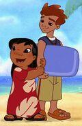 Lilo and Keoni