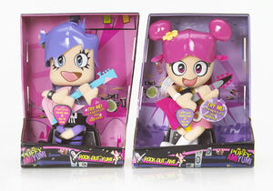 Gemmy industries Hi Hi puffy amiyumi dancing Ami & Yumi