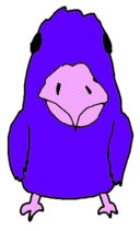 LoveBirdPurple