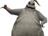 Lifesize Animated Oogie Boogie